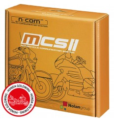 Kit interfono bluetooth Nolan MCS II specifico per moto Honda Goldwing