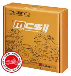 Kit interfono bluetooth Nolan MCS II specifico per moto Harley Davidson