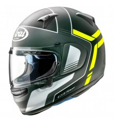 Casco Arai Profile-V grafica Tube Fluor Yellow Matt