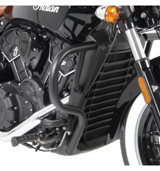 Paramotore Hepco & Becker nero per Indian Scout/Sixty dal 2015