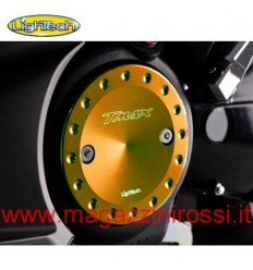 Carterini motore Lightech per Yamaha T-Max 500 e T-Max 530 in ergal oro