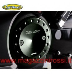 Carterini motore Lightech per Yamaha T-Max 500 e T-Max 530 in ergal neri