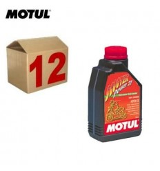 Olio 2T Motul Scooter Power 12x1 Lt
