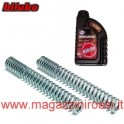 Set molle forcelle Bitubo con olio per Yamaha T-Max 500 01-03