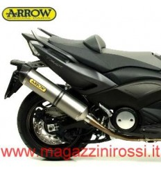 Marmitta Arrow Race-Tech Alluminium Yamaha T-Max 530 2012